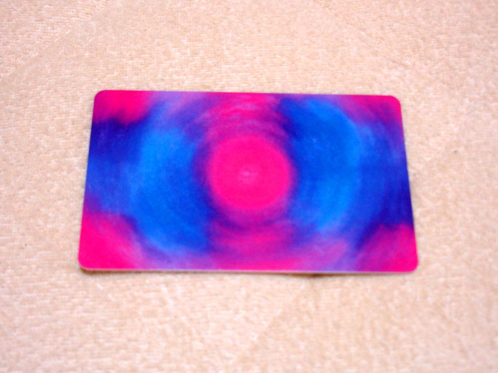 電磁波放電カード(バウアーバイオテック)