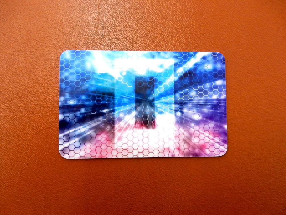 電磁波放電カードα(アルファ)